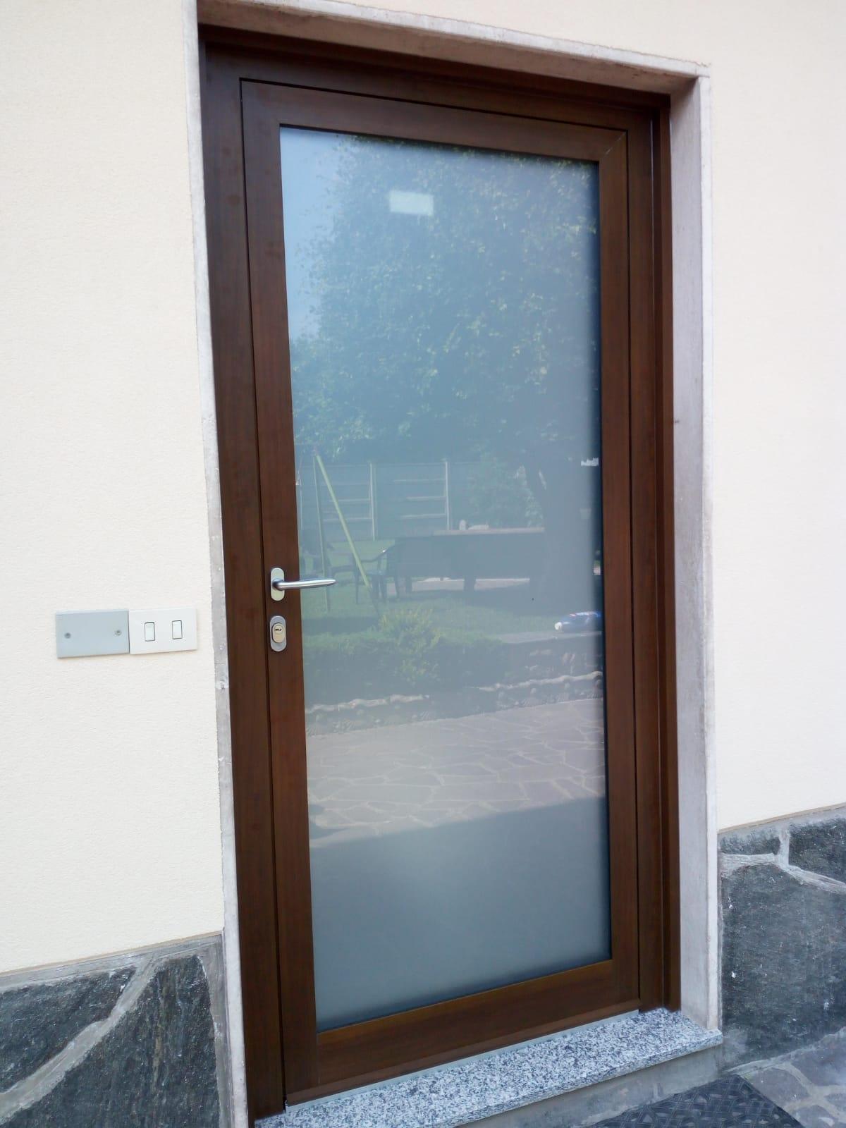 Porte Con Vetro Satinato le nostre porte - foto